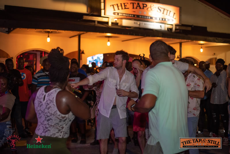 The Tap & Still in St. Thomas, St. John, USVI